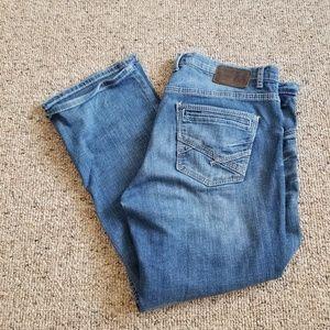 Mens BKE Derek Boot Jeans Size 36